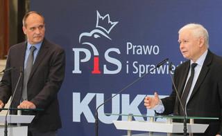 Kukiz: Poparłem Lidię Staroń, bo prosił mnie o to prezes PiS