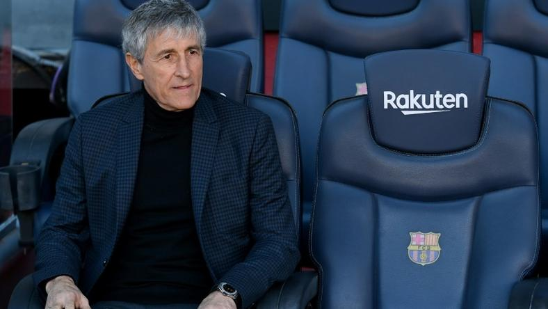 Quique Setien takes over a Barcelona side top of La Liga, through to the Champions League last 16 and alive in the Copa del Rey, but the new coach still faces numerous challenges