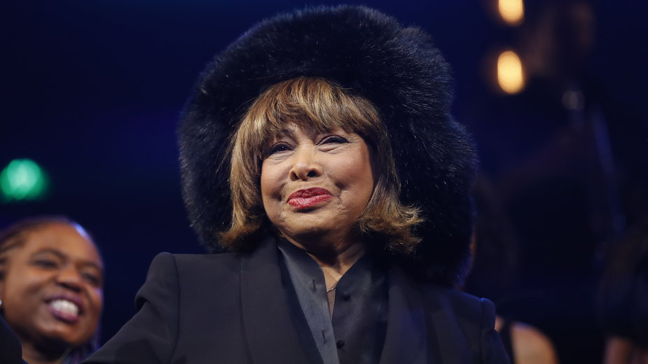 Tina Turner w marcu 2019 roku