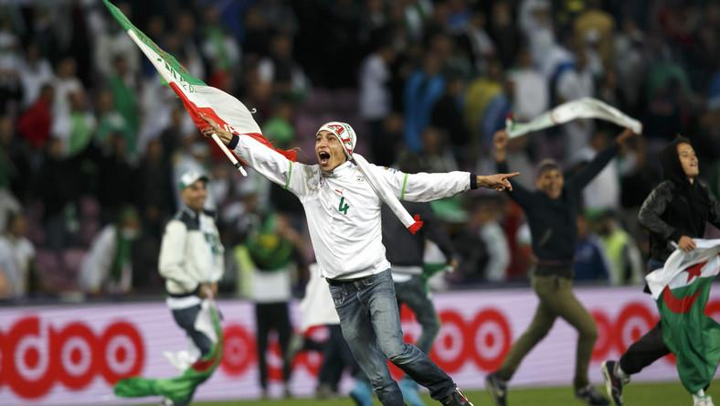 Reprezentacja Algierii