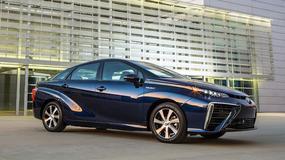 Świat stawia na samochody napędzane wodorem