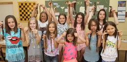 Zobacz co dziewczynki zrobiły po pierwszej komunii dla chorych