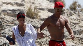 Nowe zdjęcia Cristiano Ronaldo i Georginy Rodriguez z wakacji