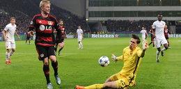 Kanonada w Leverkusen. Szczęsny puścił cztery gole!