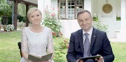 """Para prezydencka zaprasza wszystkich na """"Wesele"""""""