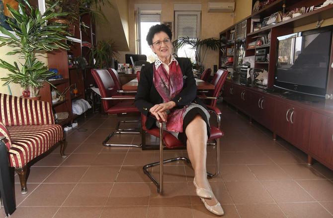 Ruža Subotić je za tri meseca izgubila sve, ali danas, u devetoj deceniji, vodi poslovnu imperiju