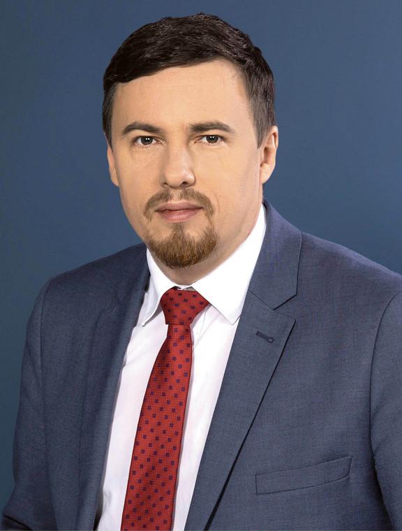 Robert Nowicki, wiceminister rozwoju  fot. Materiały Prasowe