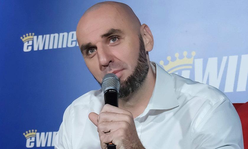 Marcin Gortat ostro skrytykował media społecznościowe i niektóre kobiety.