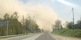Niecodzienne zjawisko nad Polską! Uwaga na burze piaskowe