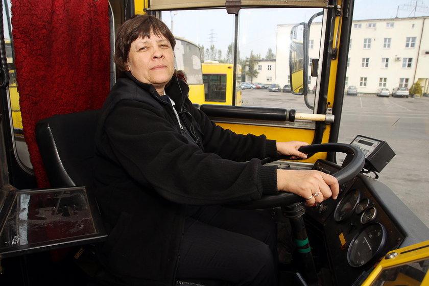Jolanta Kurzok (49 l.), kierowca PKM w Katowicach