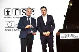 Firma Grohe z tegoroczną nagrodą od FRSE