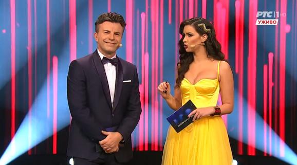 Jovan Radomir i Dragana Kosjerina