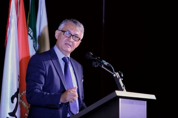 Dragan Todorović, ambasador Republike Srbije u Iranu