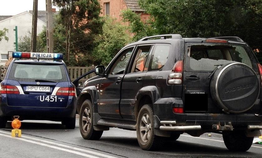 Strzelanina w Wołkowie