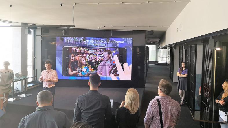 Prezentacja najnowszego flagowca HTC