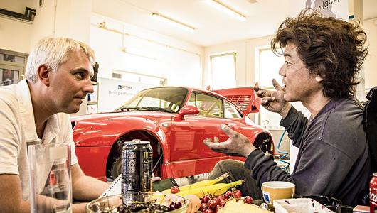 Rauh Welt Begriff (RWB) – szorstki świat Porsche 911