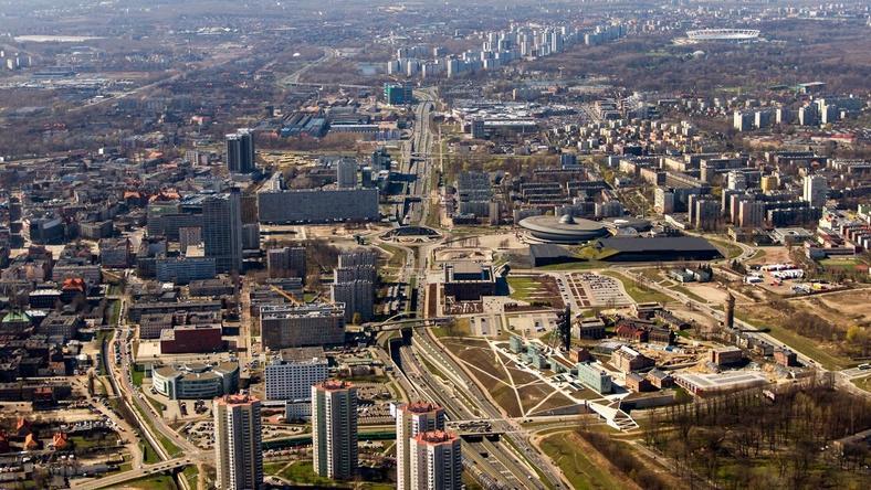 Jedyna w Polsce metropolia raczkuje na Śląsku