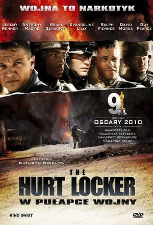 Hurt locker. W pułapce wojny