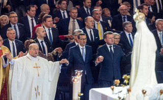 O. Rydzyk: Określenie 'partia Rydzyka' to wielkie kłamstwo