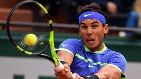 Roland Garros: Rafael Nadal w półfinale po kreczu rywala