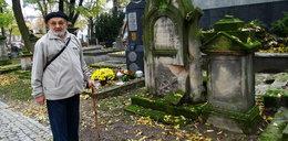 88-latek od lat organizuje kwestę na cmentarzach. Już nie ma sił robić tego dłużej