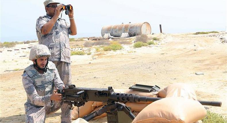 Three Saudi border soldiers killed in attack from Yemen