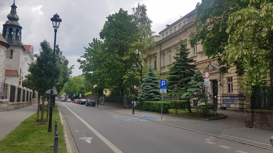 Budynki dawnego szpitala przy ul. Kopernika