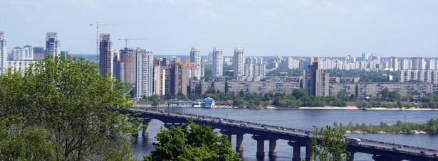 Kijów, panorama