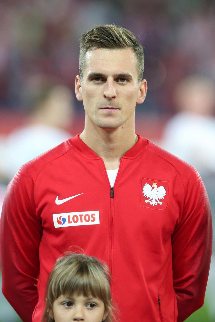 Arkadiusz Milik (27 l.) dziś w powodzeniem gra w Olympique Marsylia.