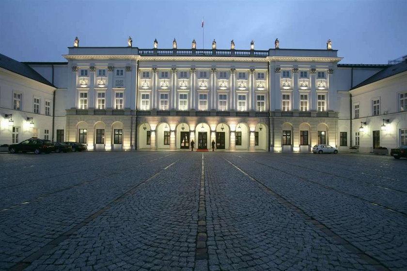 komorowski nię będzie mieszkał w pałacu?