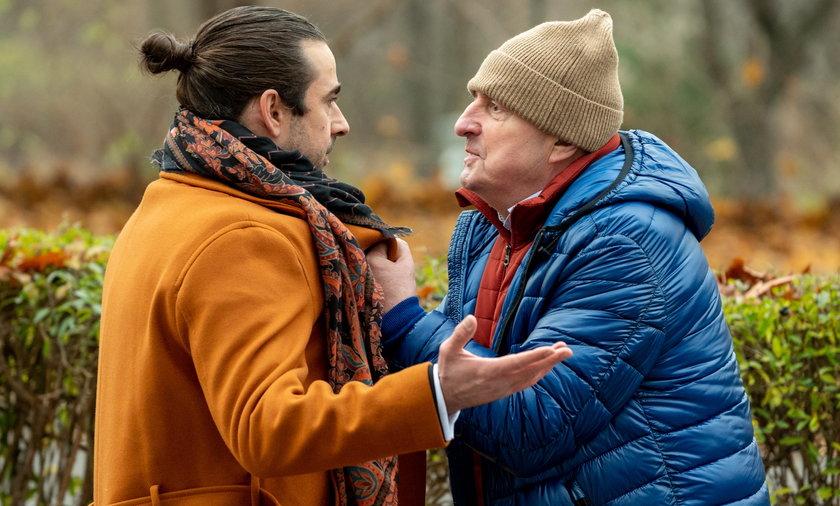 Jaworski ma pretensje do Vincenzo.