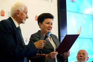 Gronkiewicz-Waltz: Jeśli Bartoszewskiego nie będzie w apelu pamięci - trudno. To decyzja szefa MON