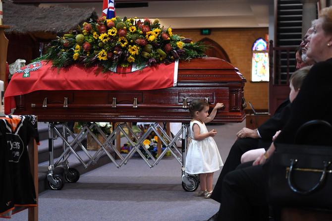 Šarlot i tragedija koja je odnela njenog tatu slomili su srce svima