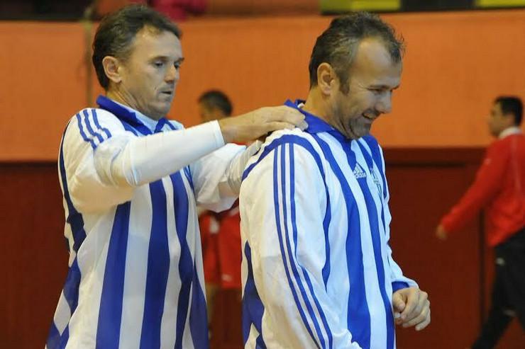 Dejan Savićević i Branko Brnović među veteranima Budućnosti