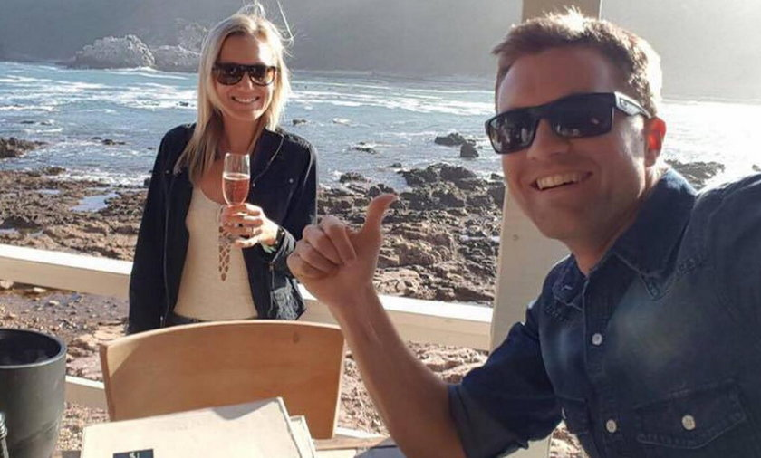 RPA: Mąż robił jej urodzinowe zdjęcie. Spadła z klifu. Zginęła