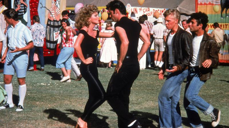 """Ciekawe filmy dla nastolatków - """"Grease"""": kadr z filmu"""