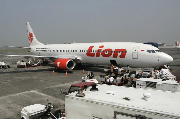 Indonezija pad aviona