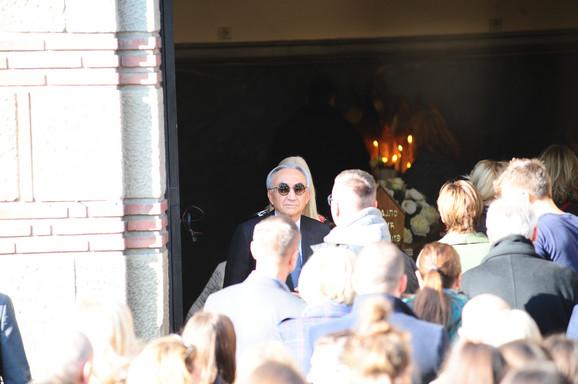 Mišković izjavio saučešće porodici