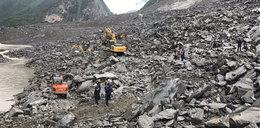 Chiny. Lawina błotna pochłonęła całą wieś