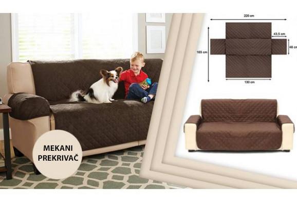 Couch Coat mekani prekrivač