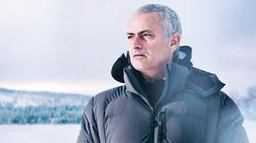 Jose Mourinho za kierownicą Jaguara F-Pace