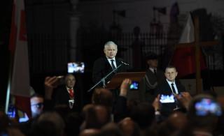 Kaczyński o katastrofie smoleńskiej: Część spraw już została wyjaśniona