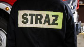 Wichury nad Polską. Ponad 900 interwencji straży pożarnej
