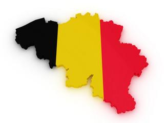 Strajk generalny w Belgii