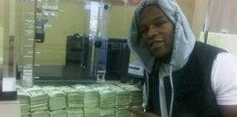 Szok! Bokser postawił u buka 3 miliony dolarów