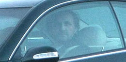 Tym jeździ Chyra. Fajne ma auto?
