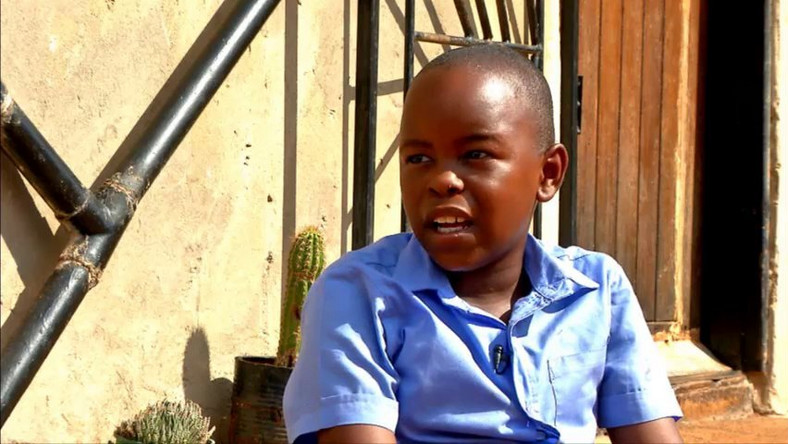 Sibahle Zwane, the 10-year-old South African genius
