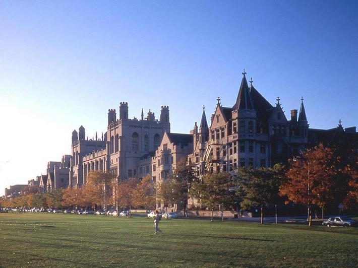 8. University of Chicago (USA)