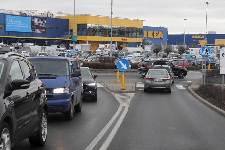 Kolejki, IKEA