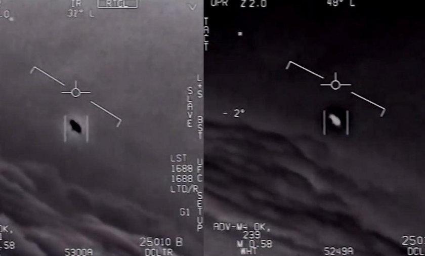 Raport ws. UFO.